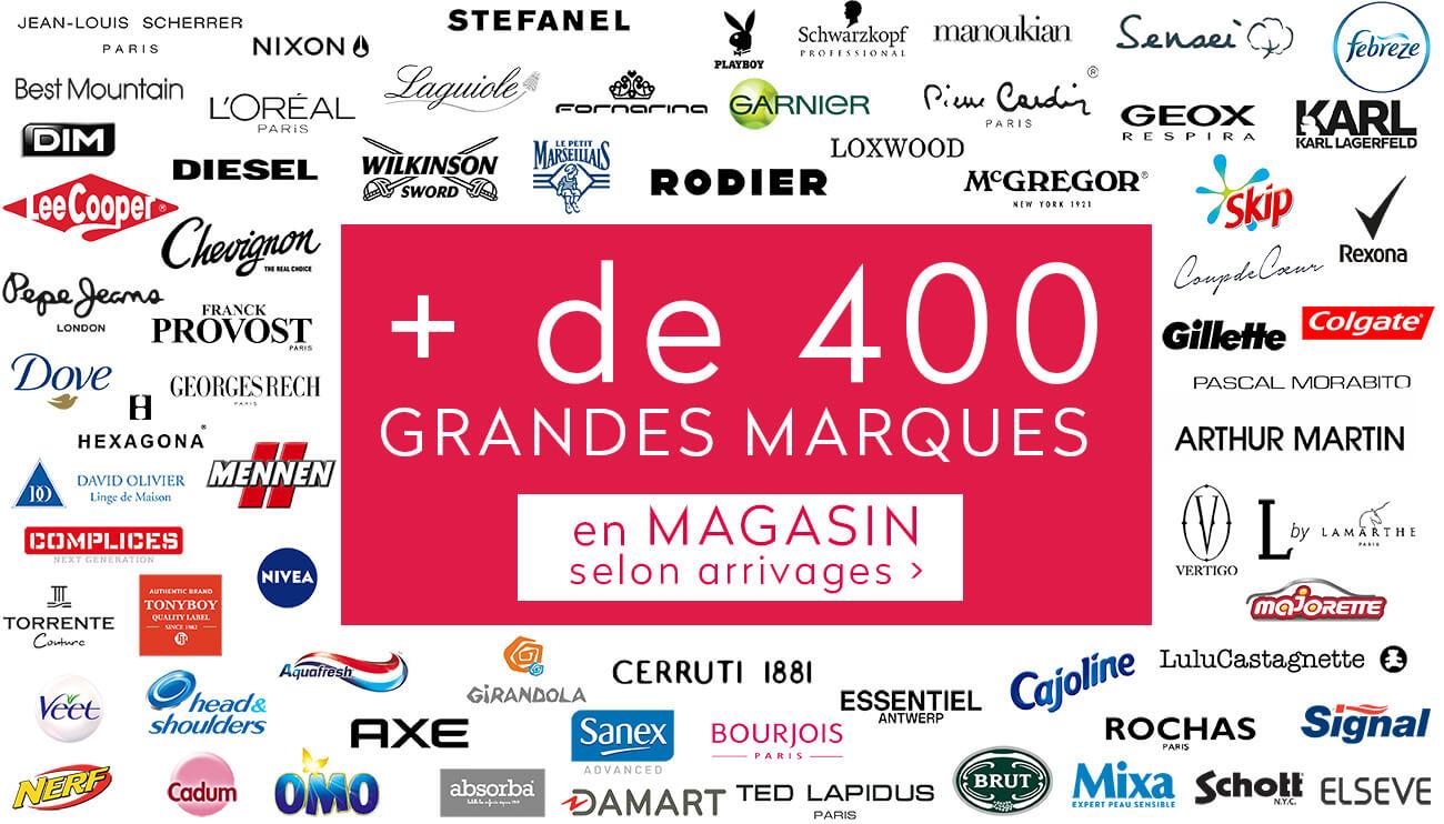 Marvelous Destockage Linge De Maison Grandes Marques #7: Plus De 400 Grandes Marques
